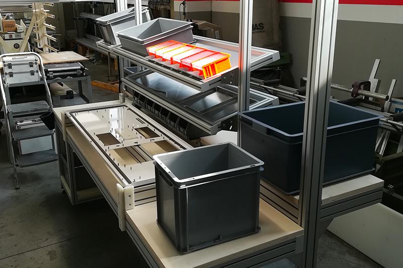 workplace system MiniTec
