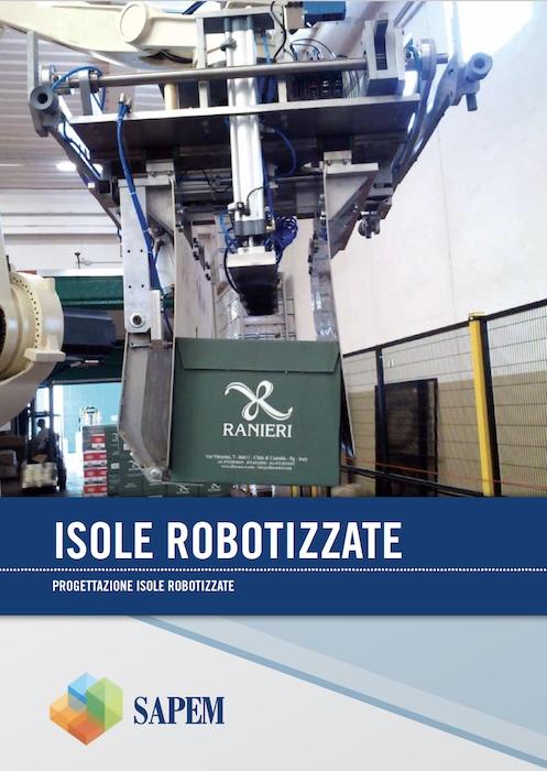 brochure isole robotizzate
