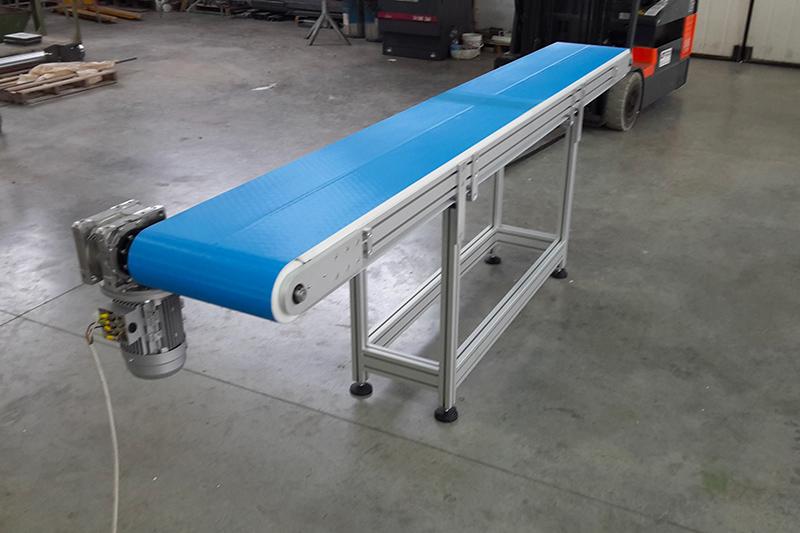 nastro trasportatore PVC-PU