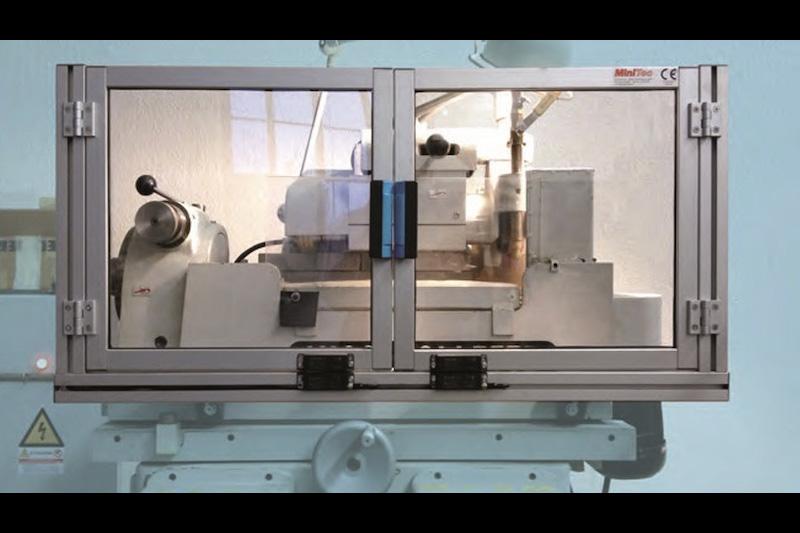 protezioni macchine utensili
