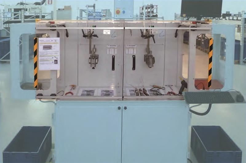 protezioni macchinari