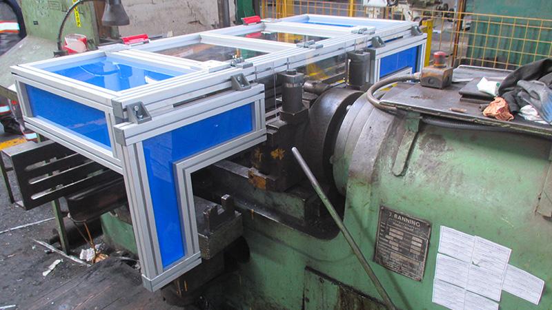protezioni presse meccaniche