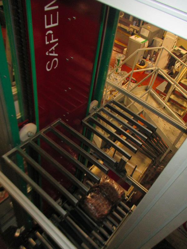 Elevatore verticale STANDoMATIC