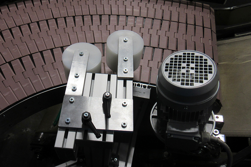 nastro trasportatore in termoplastico